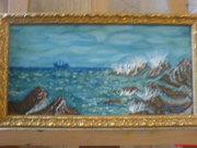 Продаю картину  Перед штормом