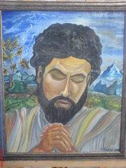 Продаю картину  Портрет Иисуса