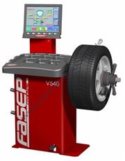 Балансировочный автоматический стенд (Италия-Fasep) V 540.A