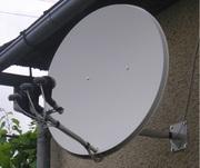 Продається срочно! Комплект Б/У супутникового ТВ у відмінному стані