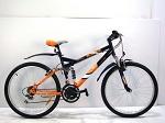 новый двухподвесный Велосипед Azimut Race