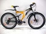 двухподвесный Велосипед Azimut Blaster