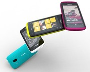 Nokia WP7 2 сим