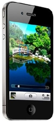 Iphone 4S (2 сим-карты) black white