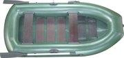 лодка гребная 2, 7м Навигатор