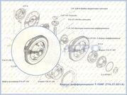 Корпус дифференциала  Т16.37.021. А
