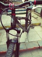 ДЁрт велосипед