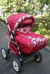 Продам детскую коляску Gustaw.