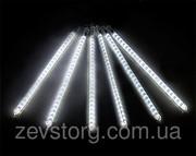 Гирлянда тонкие Тающие сосульки LED,  20 см