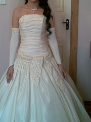 продам свадебное платье в г.Ужгороде
