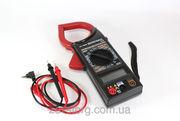 DIGITAL DT-266 цифровой мультиметр токоизмерительные клещи