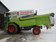 Зерноуборочный кoмбайн Claas Mega 350 2005 г/в