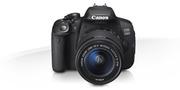 Продам фотоапарат Canon EOS 700D 18-55mm STM