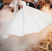 Свадебное платье труби