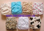 Подгузники для малышей многоразовые