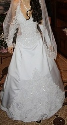 Продам ексклюзивну білу весільну сукню